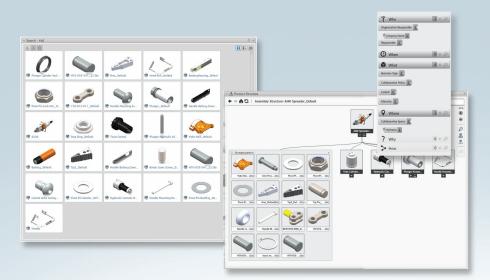 Transparent Data Management Facilitates Innovation in Conceptual Design