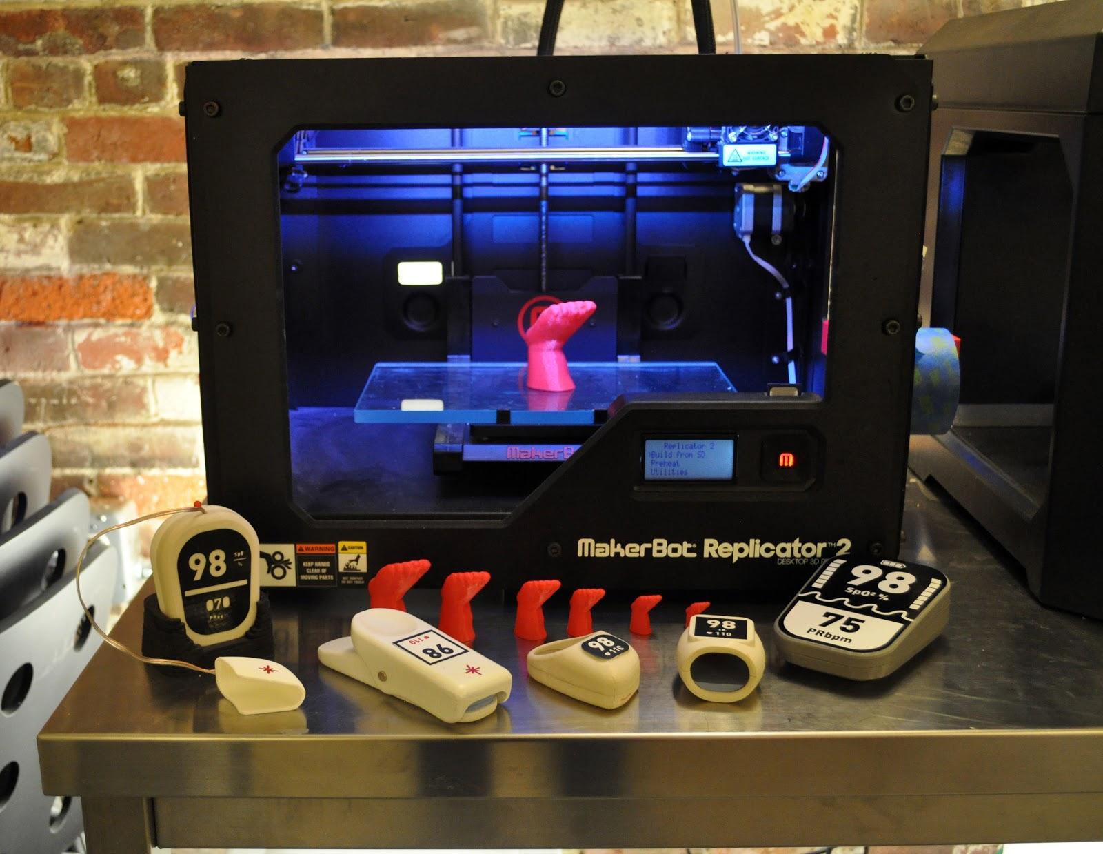 Non-Profit Design that Matters Prints 3D Models that Communicate Across Cultures