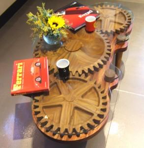 Gear-Table