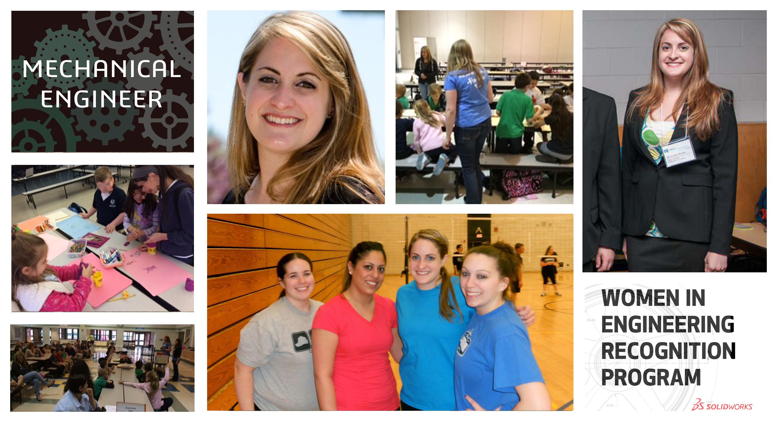 SOLIDWORKS Women in Engineering Series – Lynsey Bernier