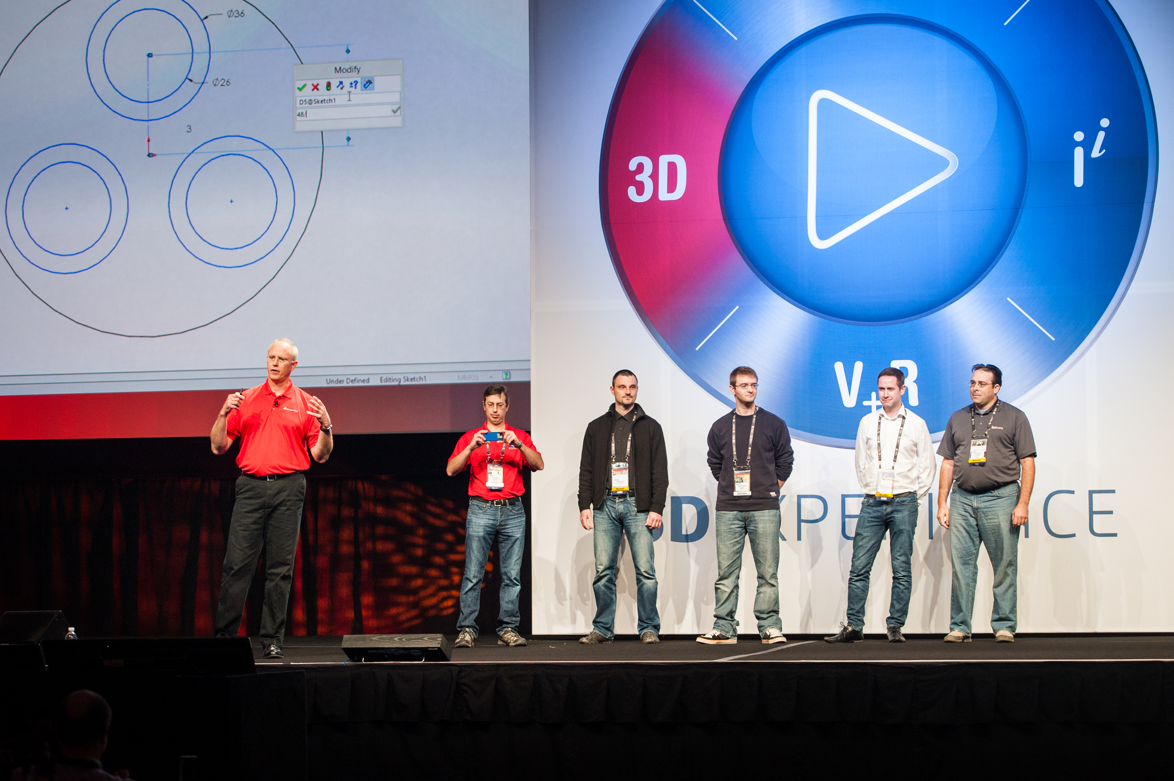 Keynote Speakers at SOLIDWORKS World 2015 Inspire Engineers and Designers to Imagine the Possibilities