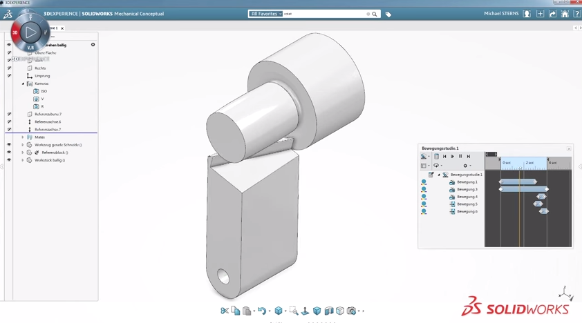 Taking designs from idea to reality with SOLIDWORKS Conceptual Designer