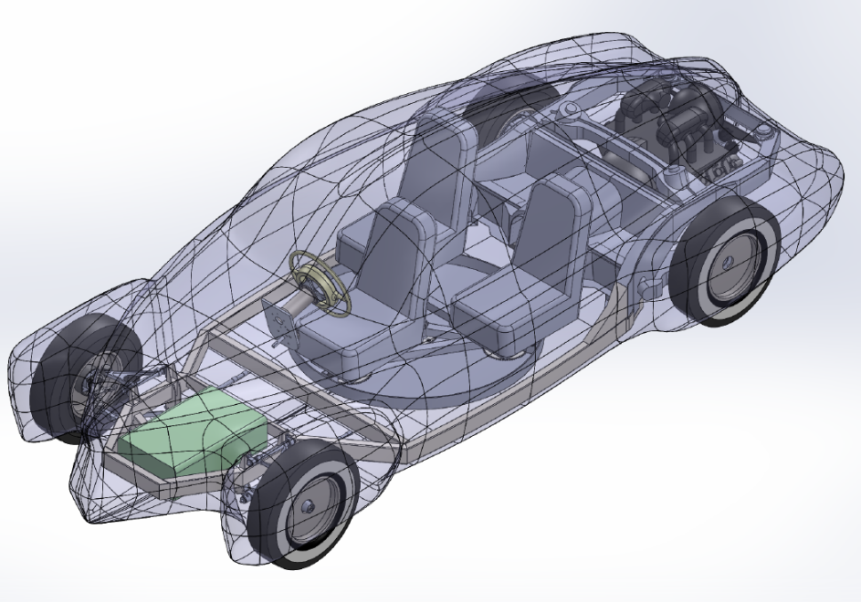 SOLIDWORKS and the Tucker Torpedo Part 4