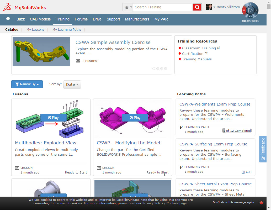 SOLIDWORKS Subscription Users: Activate MySolidWorks Professional Today