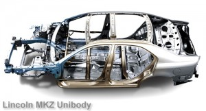 2007 Ford Lincoln MKZ