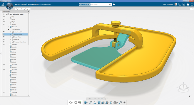 SOLIDWORKS 3DEXPERIENCE Solutions: Create Designs Quickly – With Simple and Flexible Tools