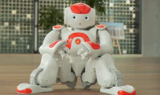 SOLIDWORKS-Designed Robots Are the New Face of Some Japanese Businesses