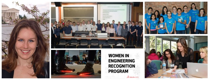 SOLIDWORKS Women in Engineering Series: Kristen Railey