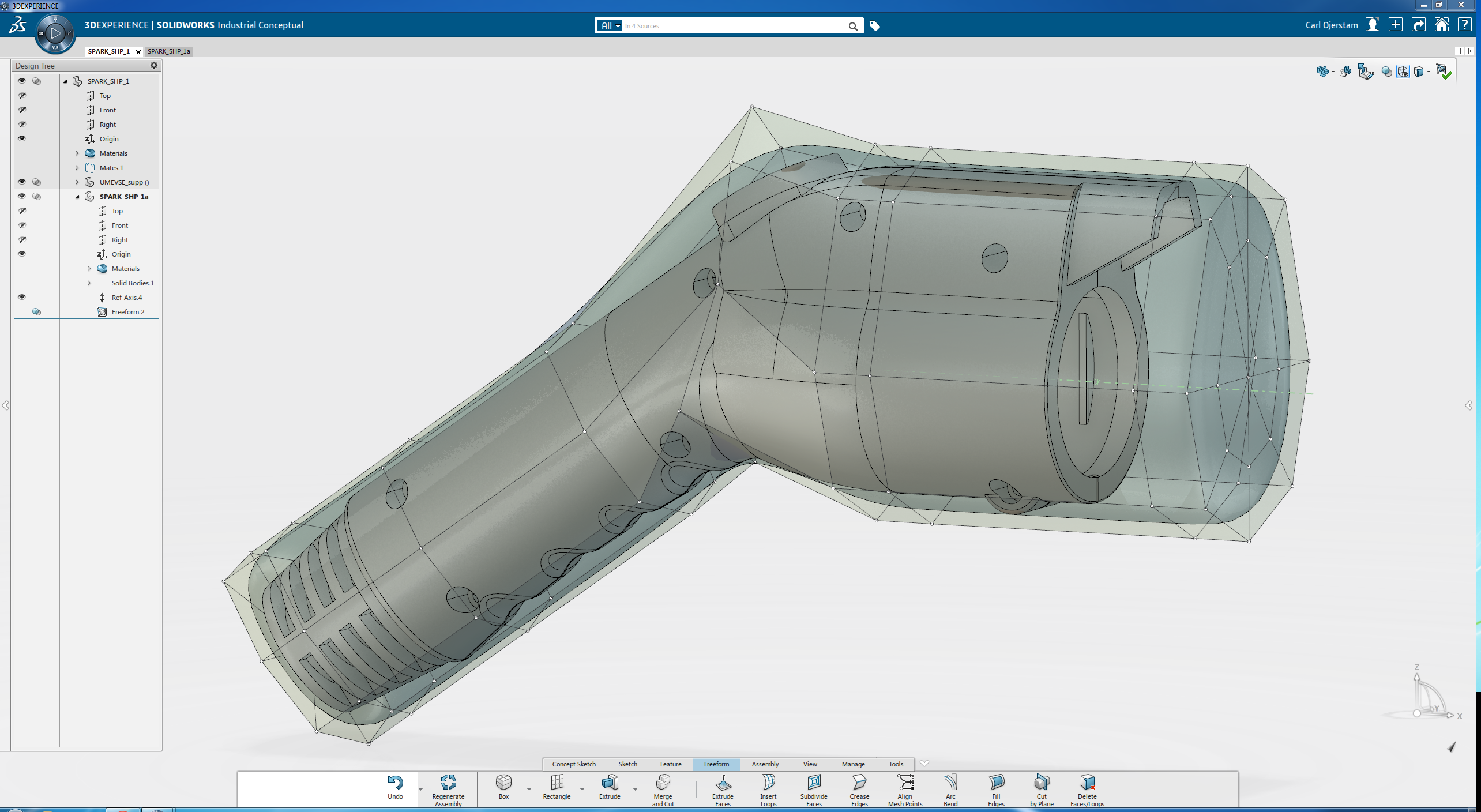 Advancing speed and flexibility in industrial design for Design table not working solidworks