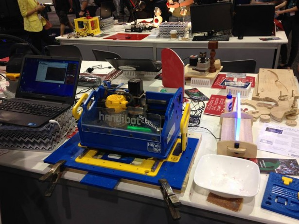 Fab Labs at SOLIDWORKS World 2015