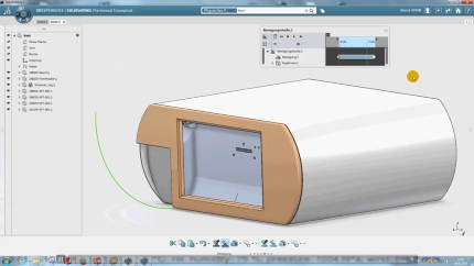 POLYRACK Creates Quick Concepts with SOLIDWORKS Conceptual Designer to Accelerate Time to Market