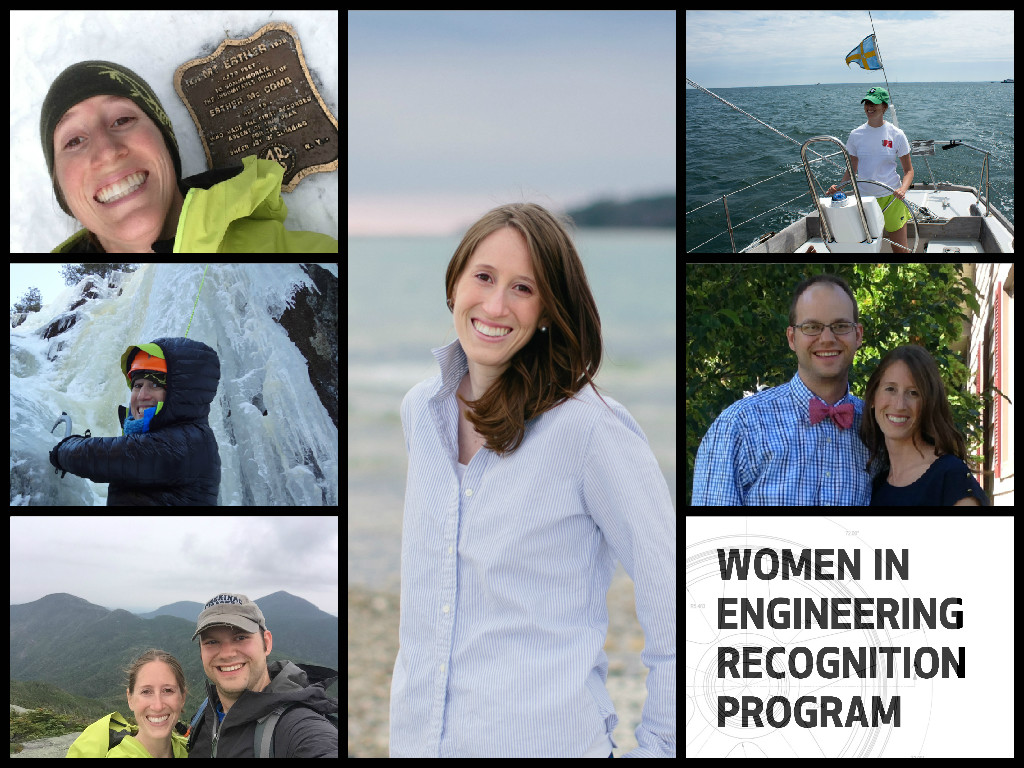 Women In Engineering - Catherine Wagner