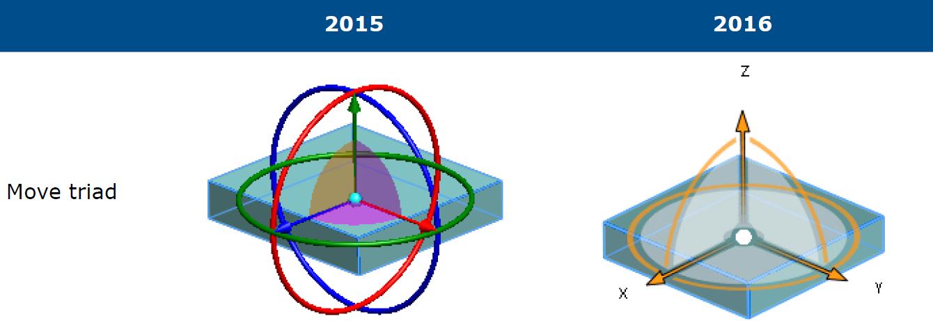 Sneak Peek: Redesigned Triad Controls