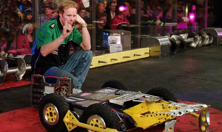 BattleBots as a Teaching Tool: An Interview with Champion Donald Hutson