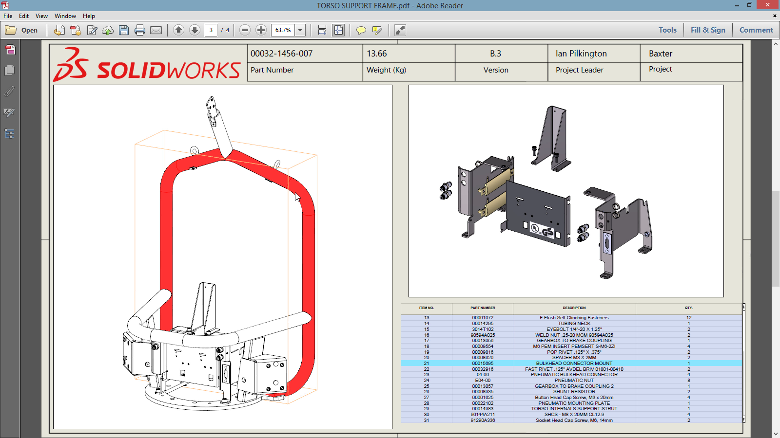 2012 engineering pdf design with solidworks