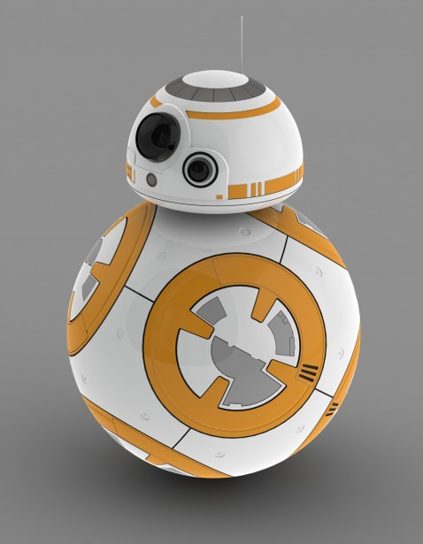 SOLIDWORKS Meets Star Wars: BB-8 Ball Droid