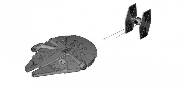 May the CAD be with you: it always is on 3D ContentCentral!