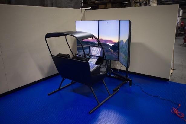 AMFM Simulator nexgen-5