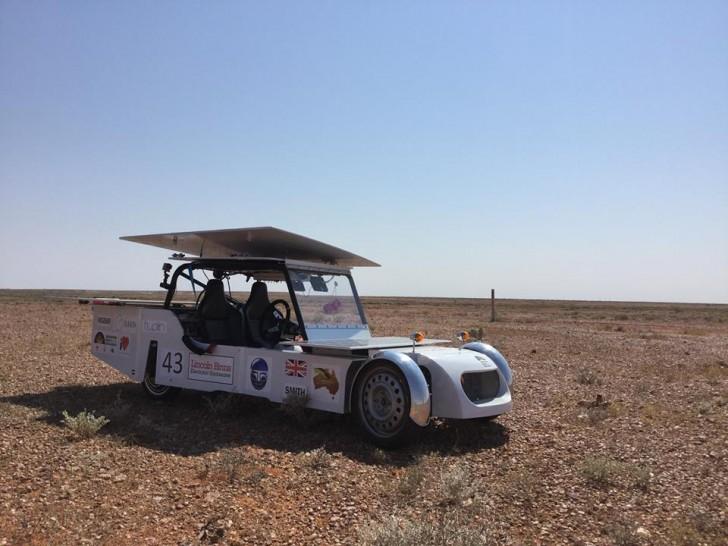 West Sussex pupils race across Australia with SOLIDWORKS