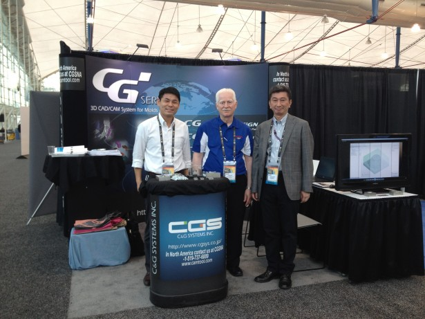 C&G Systems will be demonstrating its products, which include CAM-TOOL, CG CAM-TOOL, CG Mold Design and CG Press Design.