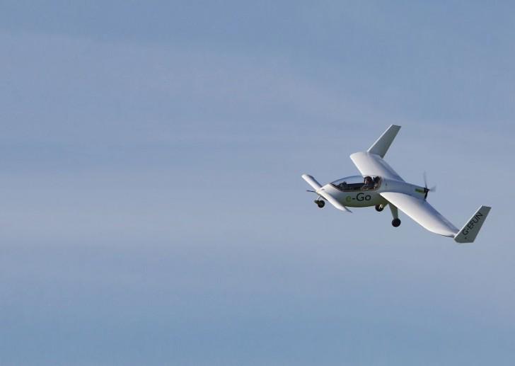 How e-Go Aeroplanes is Making Amateur Aviation a Breeze