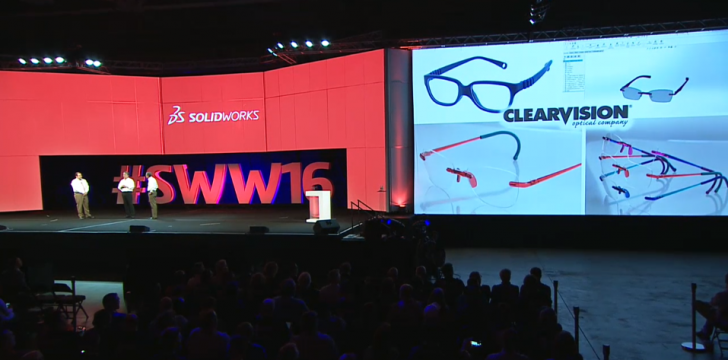 Good morning from SOLIDWORKS World