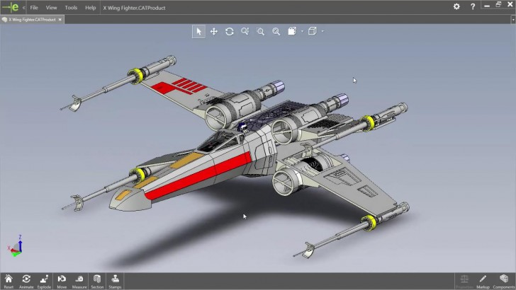 Previewing SOLIDWORKS 2017