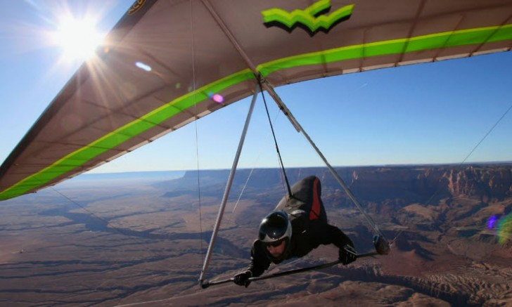 Wills Wing Soars to the World Hang Glider Distance Record