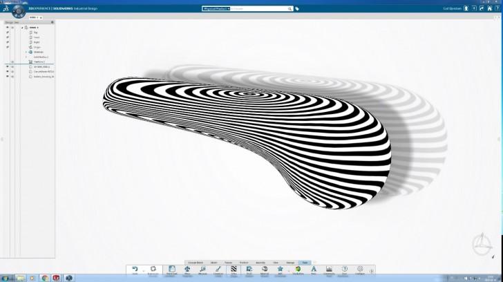 Redesigning a Remote in SOLIDWORKS Industrial Designer