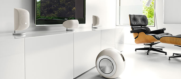 SOLIDWORKS on Song For Premium Hi-Fi Manufacturer Bowers and Wilkins