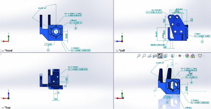MBD Implementation Dos and Don'ts: Organize and Present 3D PMI Clearly