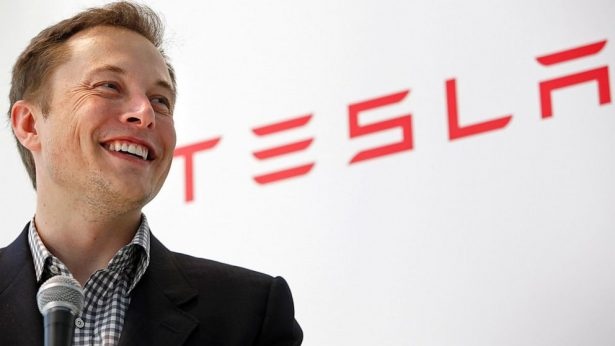 Elon Musk of Tesla – one of the world's most famous (and innovative) engineers