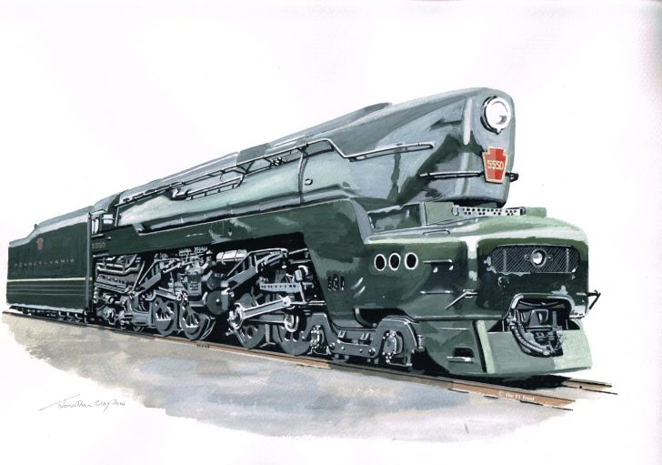 SOLIDWORKS is Helping Build the World's Fastest Steam Locomotive: Part 1