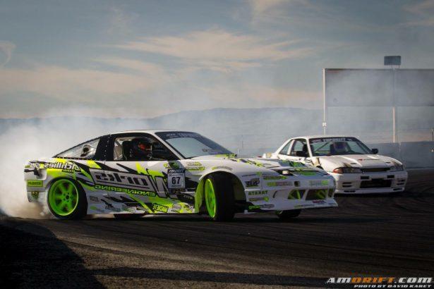 Rob Parsons Drift Tandem