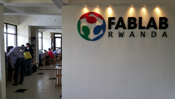 Central Africa's First Fab Lab Opens in Rwanda