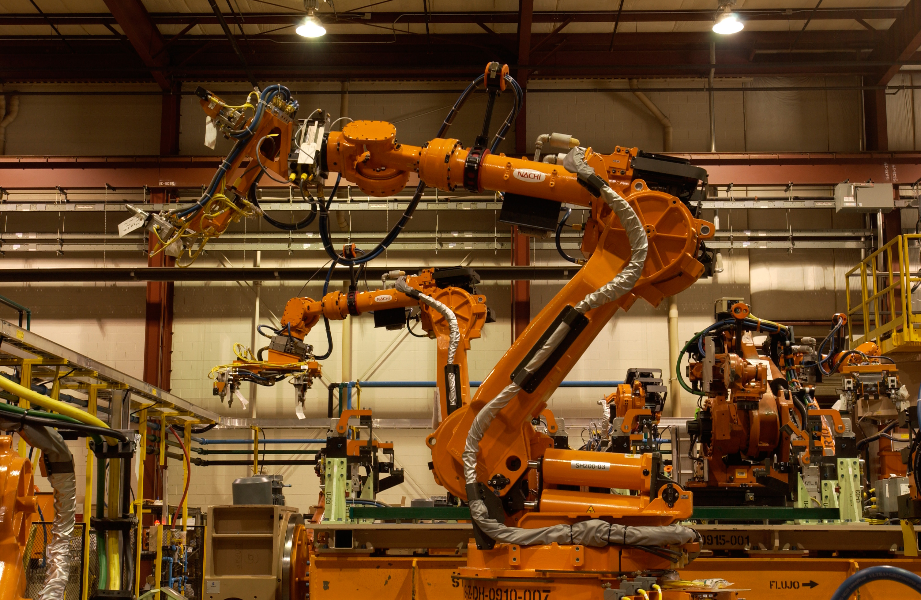Industrial equipment design from start to finish in five for Industrial design startups