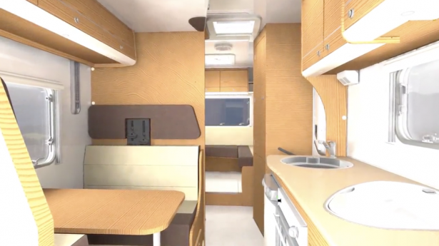 Bailey's Caravan Increase Production Efficiency by 80 Percent with SOLIDWORKS – Inside Caravan