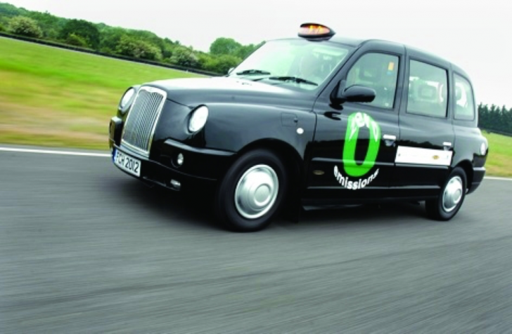 How Intelligent Energy Turned London's Black Cabs Green