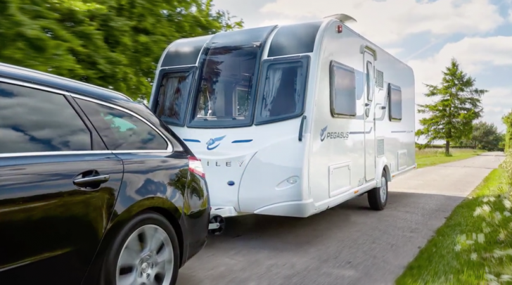 Bailey's Caravan Increases Production Efficiency by 80 Percent with SOLIDWORKS