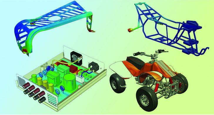 Model the World's Complexity Without Leaving Your CAD Environment