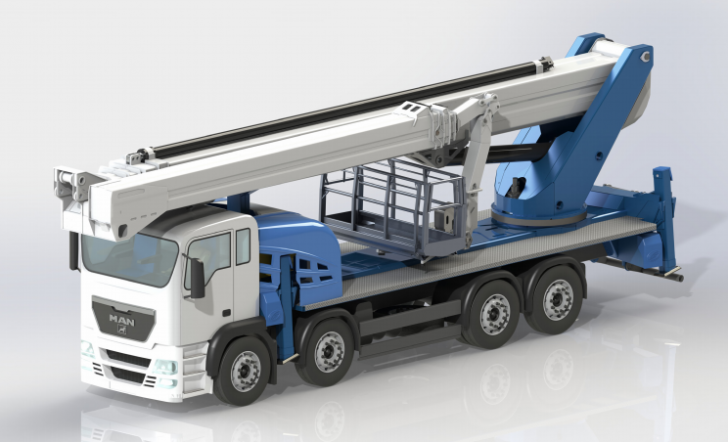 Produce Better-Performing, More Reliable Heavy Equipment with SOLIDWORKS Simulation