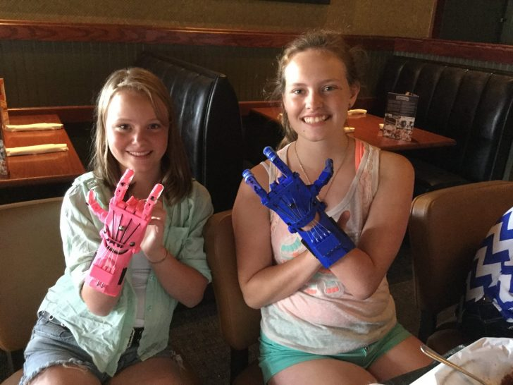 The Helping Hand Project: Changing Lives One Hand at a Time