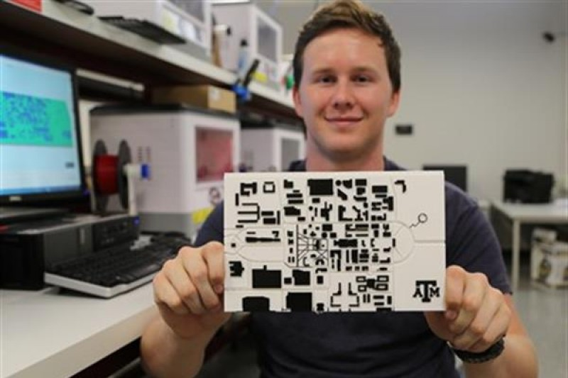 Tyler Wooten Assistive Mapping Project SOLIDWORKS 1