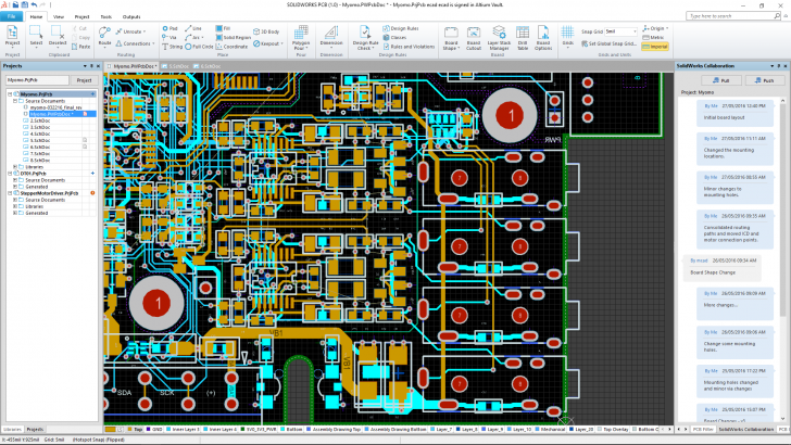 SOLIDWORKS PCB Powered By Altium: Innovative PCB Technology Unleashed