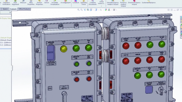 SOLIDWORKS and The Ex Zone Prove an Explosive Combination Still