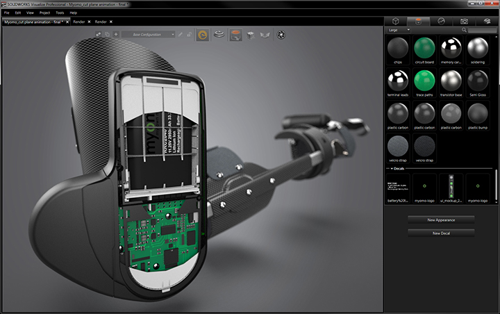 What's New in SOLIDWORKS Visualize 2017