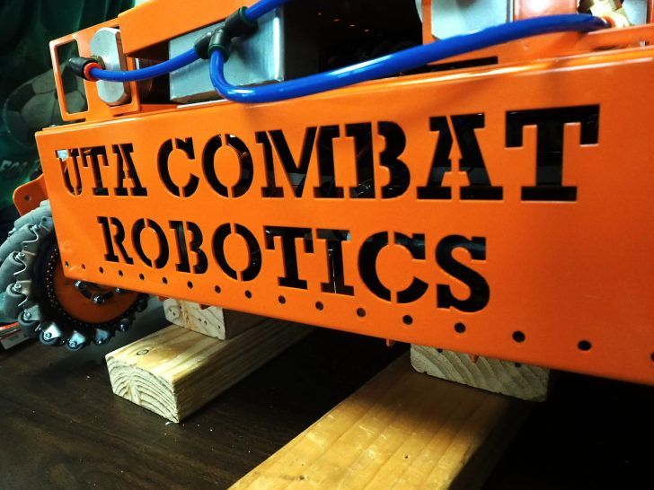 Talking to BattleBots Team Reckless