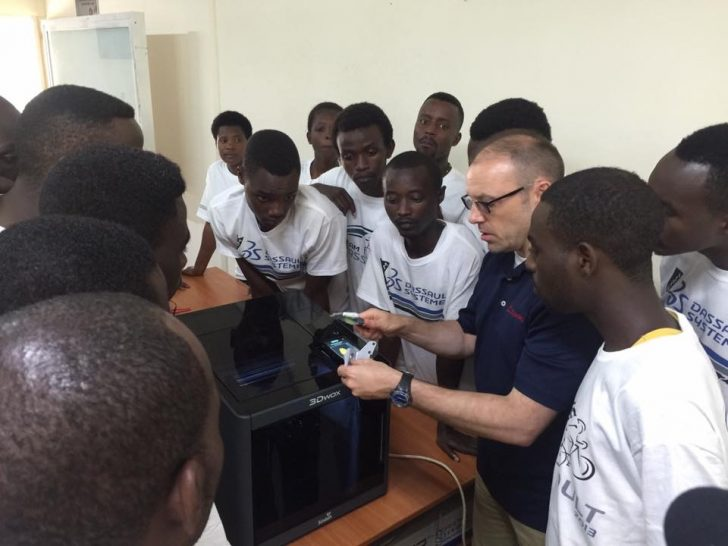 SOLIDWORKS and Rwanda: the Journey Continues