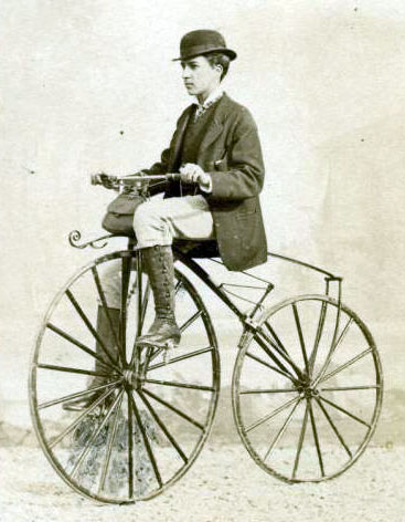 The whirlwind engineering history of the bicycle 2