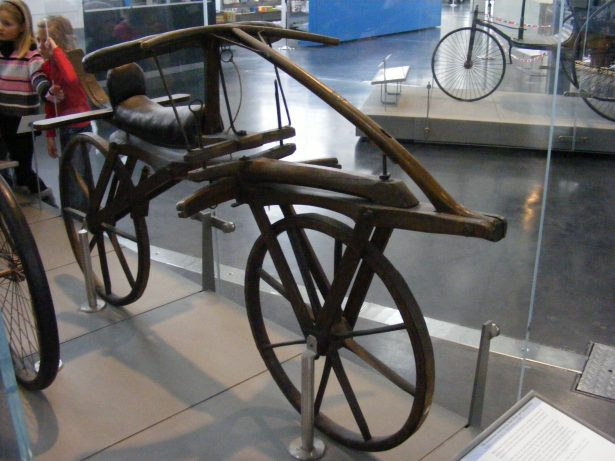 The whirlwind engineering history of the bicycle 1
